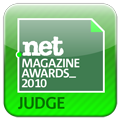 .net magazine Awards 2010